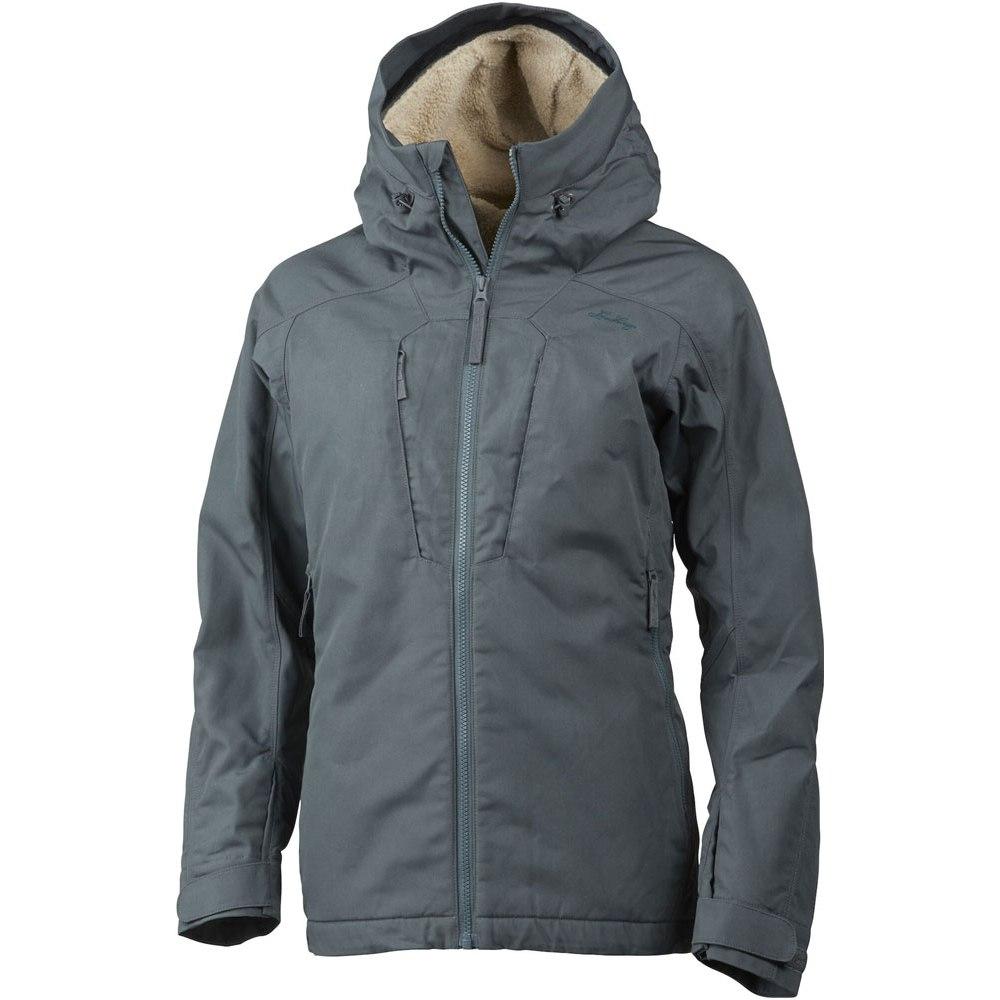 Lundhags Habe Pile Women's Jacket - Dark Agave 656