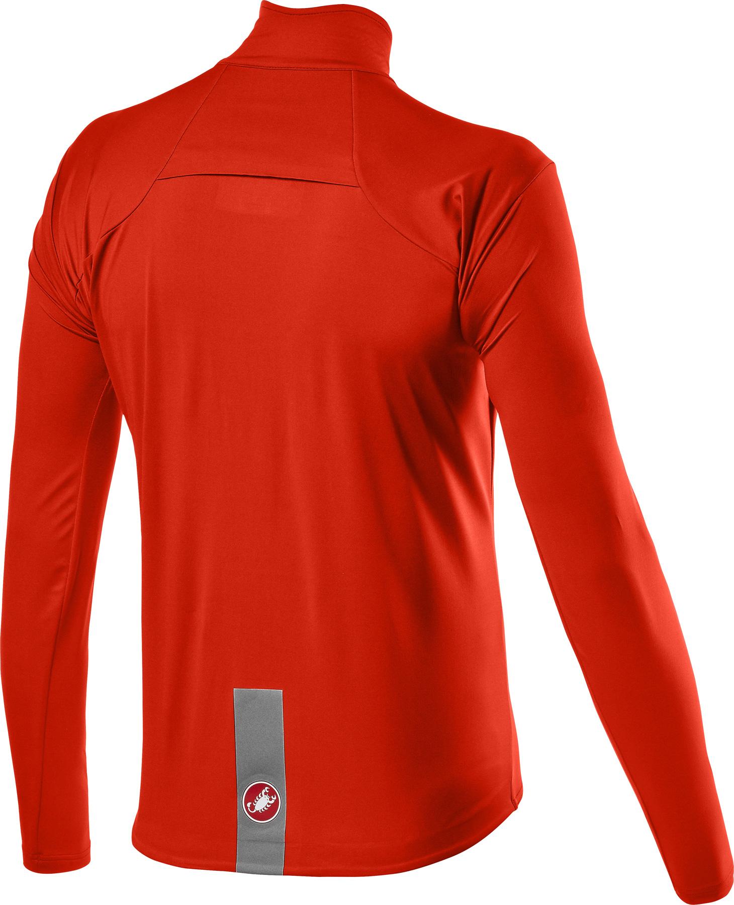Image of Castelli Goccia Jacket - fiery red 656