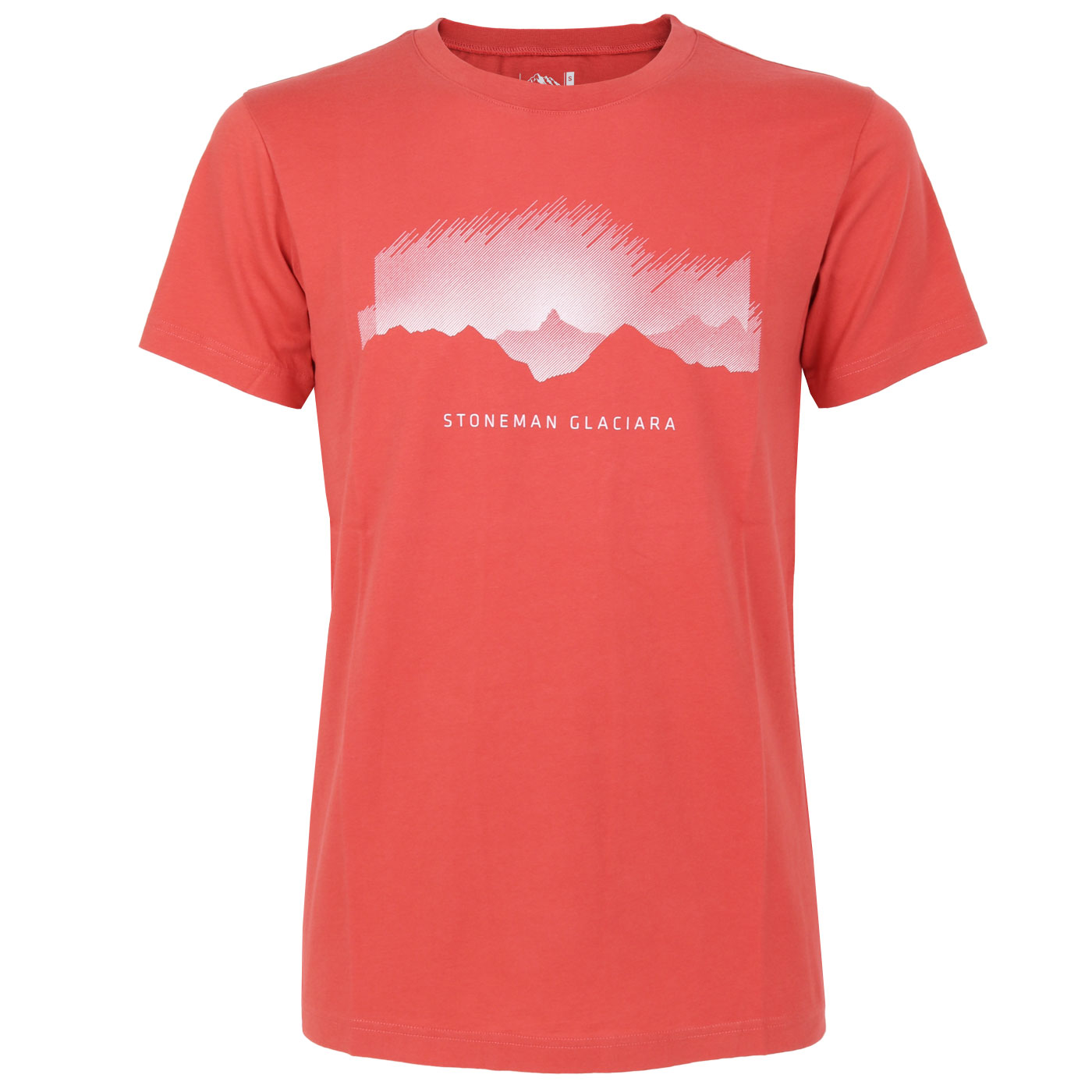 Stoneman Glaciara »Gipfelsturm« Männer T-Shirt by Maloja - vintage red