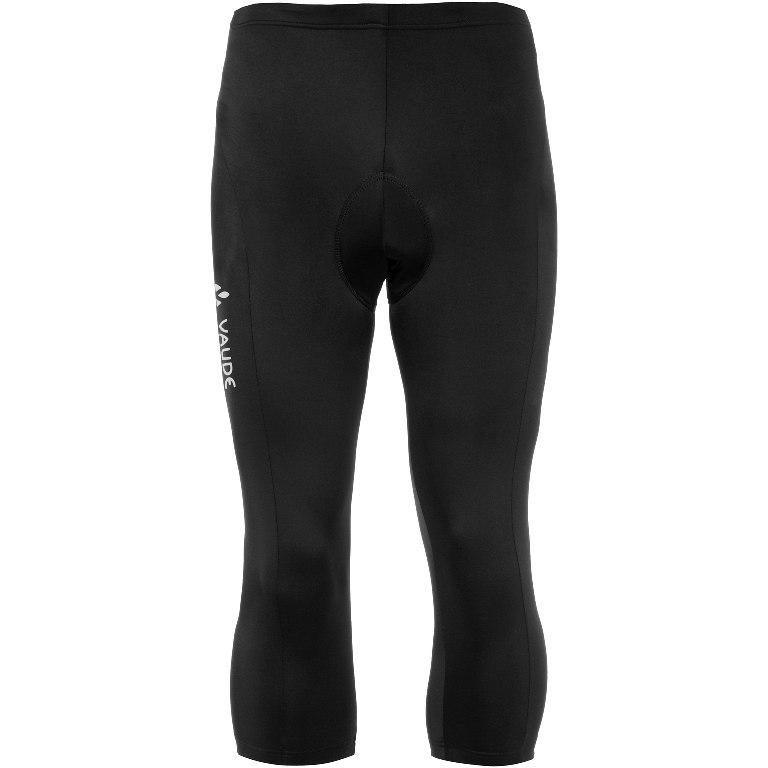 Vaude Men's Active 3/4 Pants - black uni