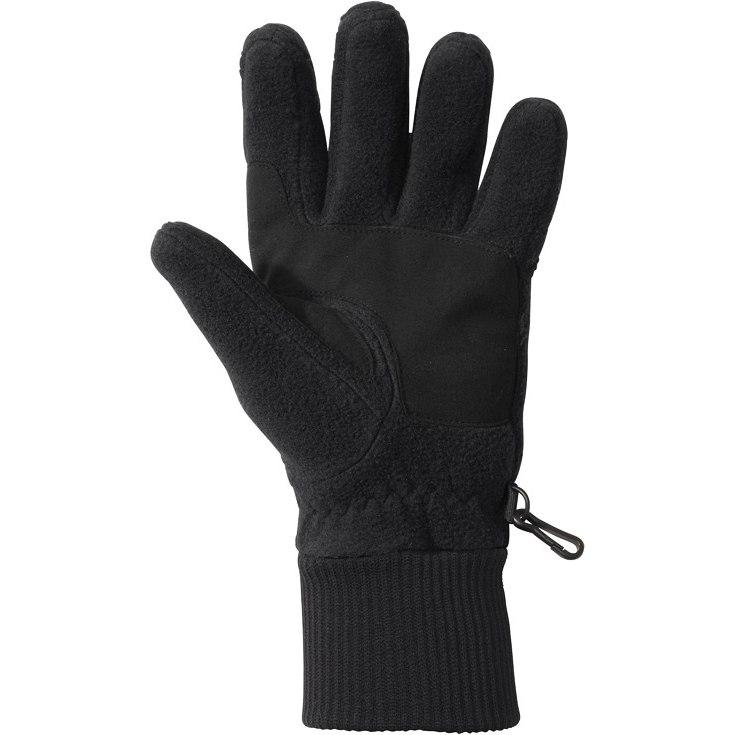 Image of Jack Wolfskin Vertigo Glove Fleece - black