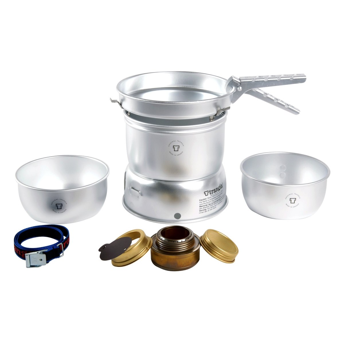 Trangia Storm Cooker 27-1 UL - Stove System