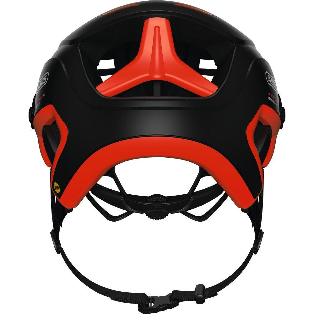 Imagen de ABUS MonTrailer Mips Helmet - shrimp orange
