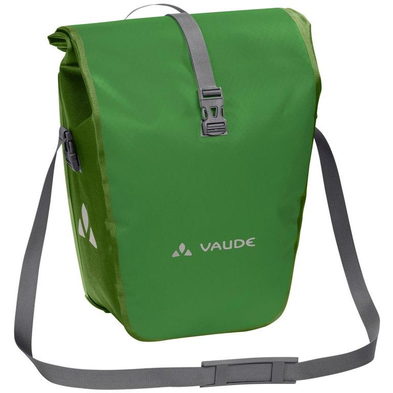 Image of Vaude Aqua Back Single Bike Pannier (1 piece) - parrot green