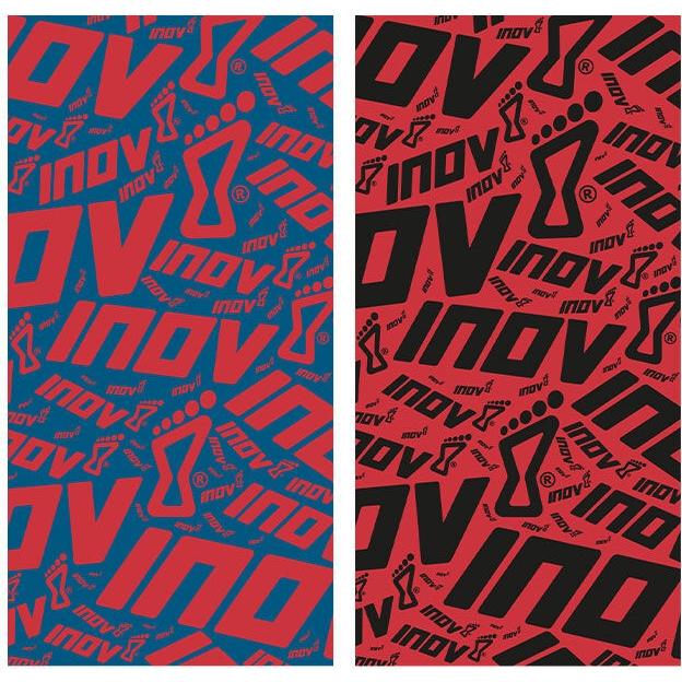 Produktbild von Inov-8 Wrag Multifunktionstuch (Paar) - blue/red red/black