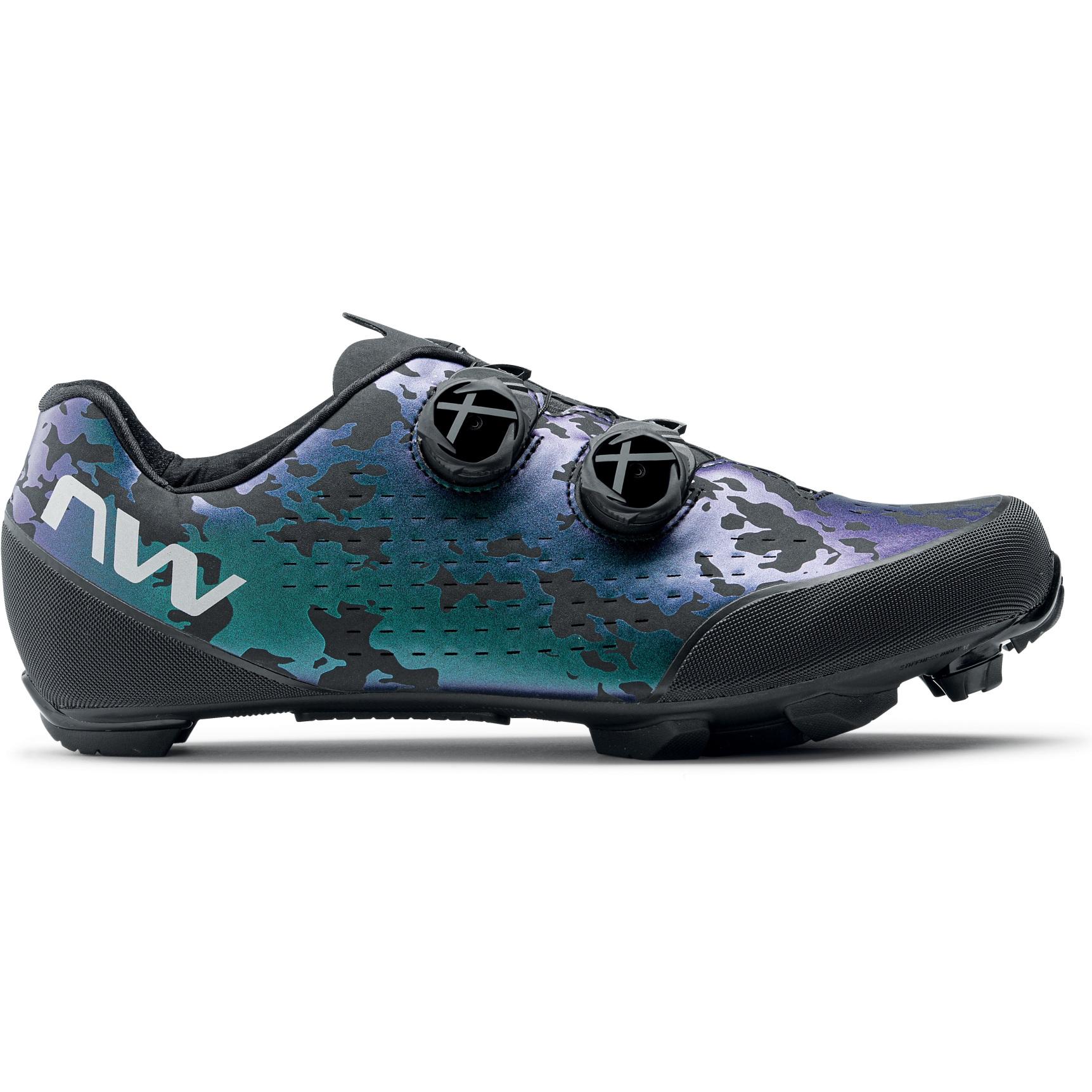 Northwave Rebel 3 MTB Schuhe - iridescent 90