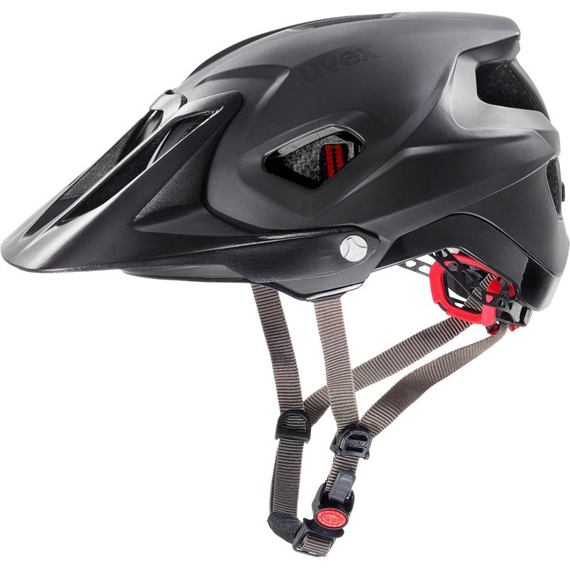 Uvex quatro integrale Helmet - black mat
