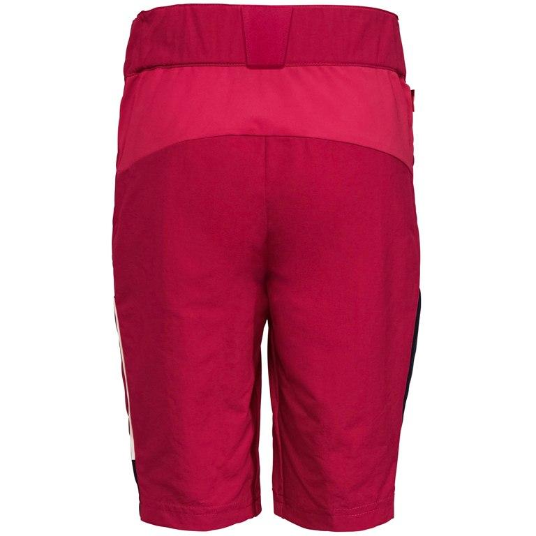 Bild von Vaude Kids Moab Shorts - crimson red