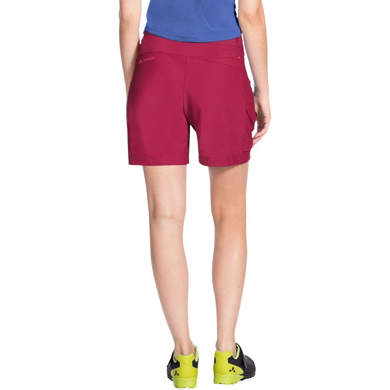 Bild von Vaude Tremalzini Damen Shorts - crimson red