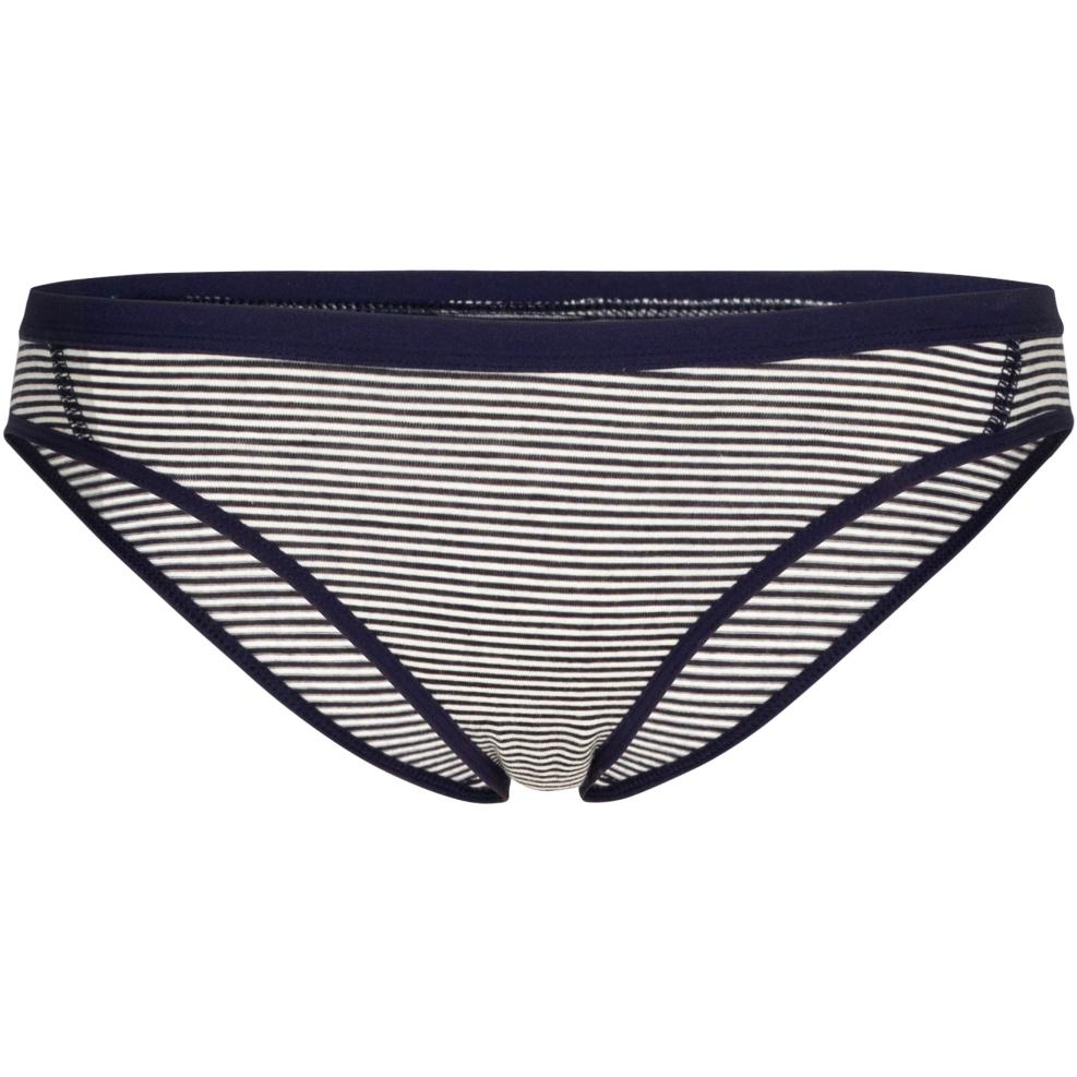 Produktbild von Icebreaker Siren Bikini Damen Slip - Midnight Navy/Snow