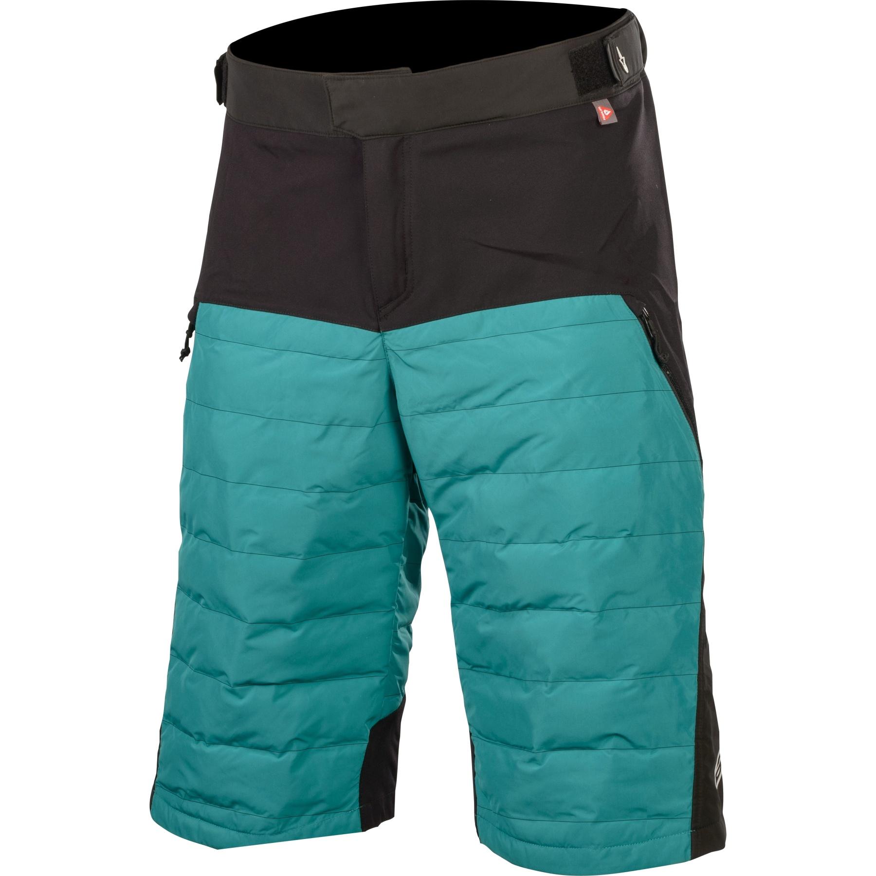 Alpinestars Denali Shorts - emerald/black