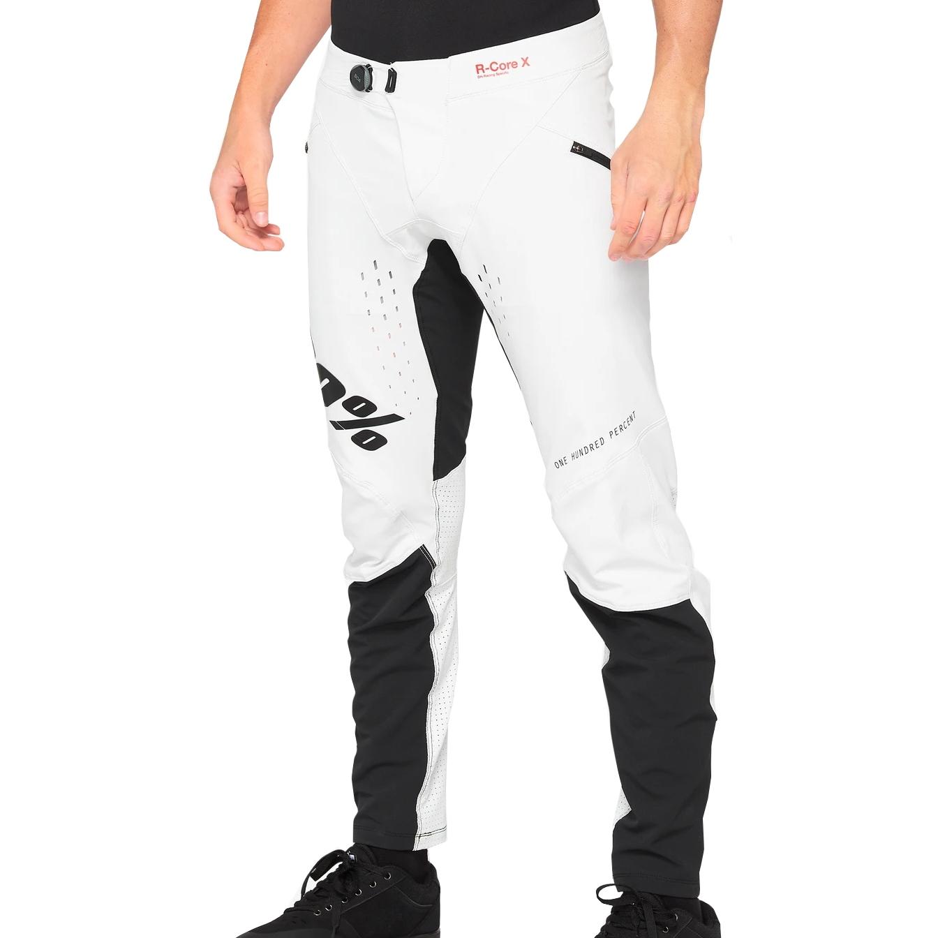 100% R-Core-X Pantalones - plata