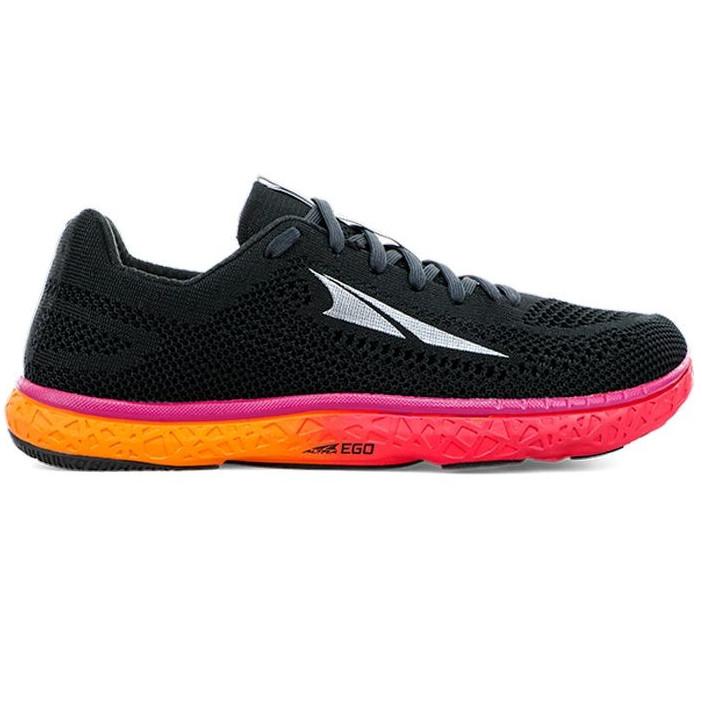 Altra Escalante Racer Running Shoes Women - Black/Orange