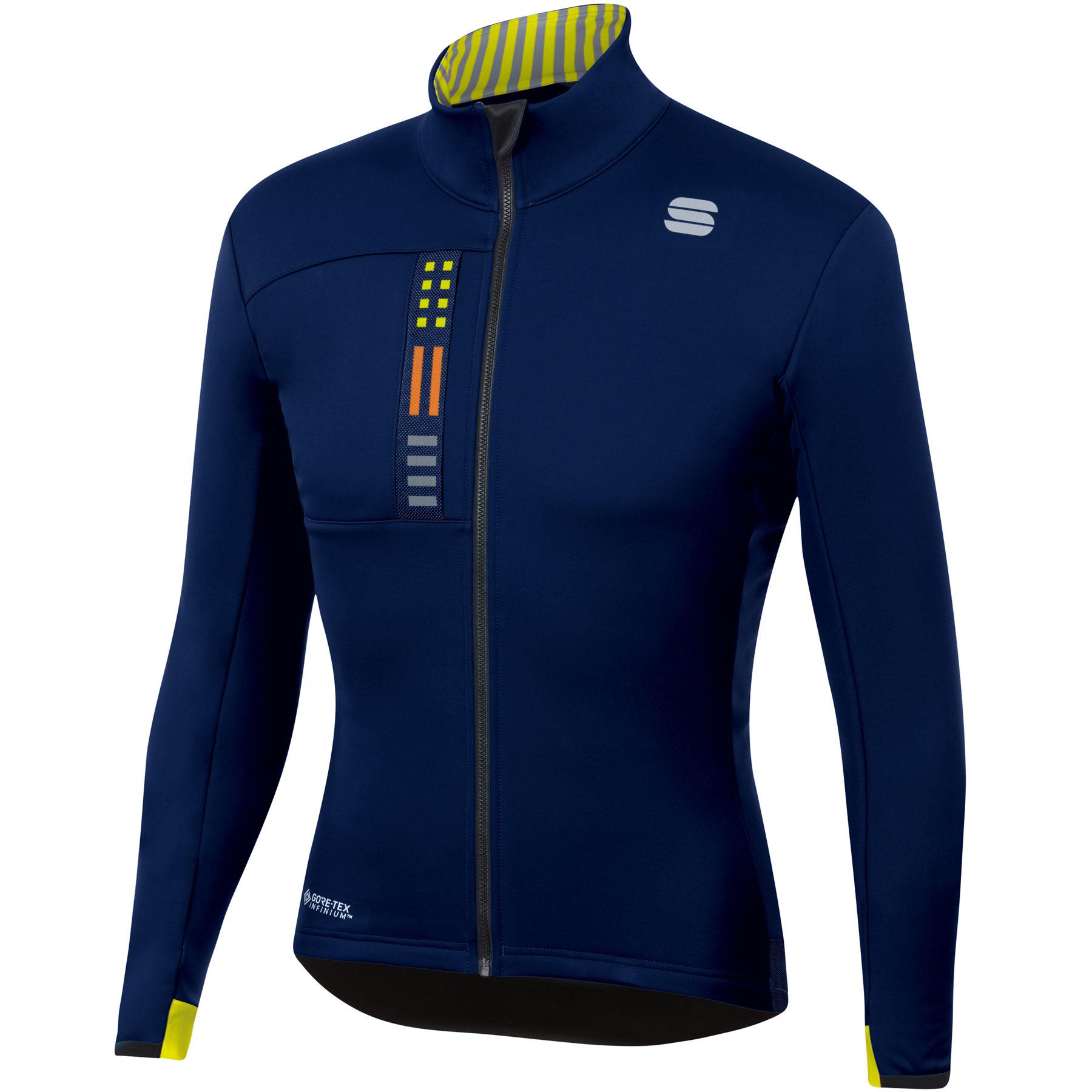 Sportful Super Jacket - 013 Blue