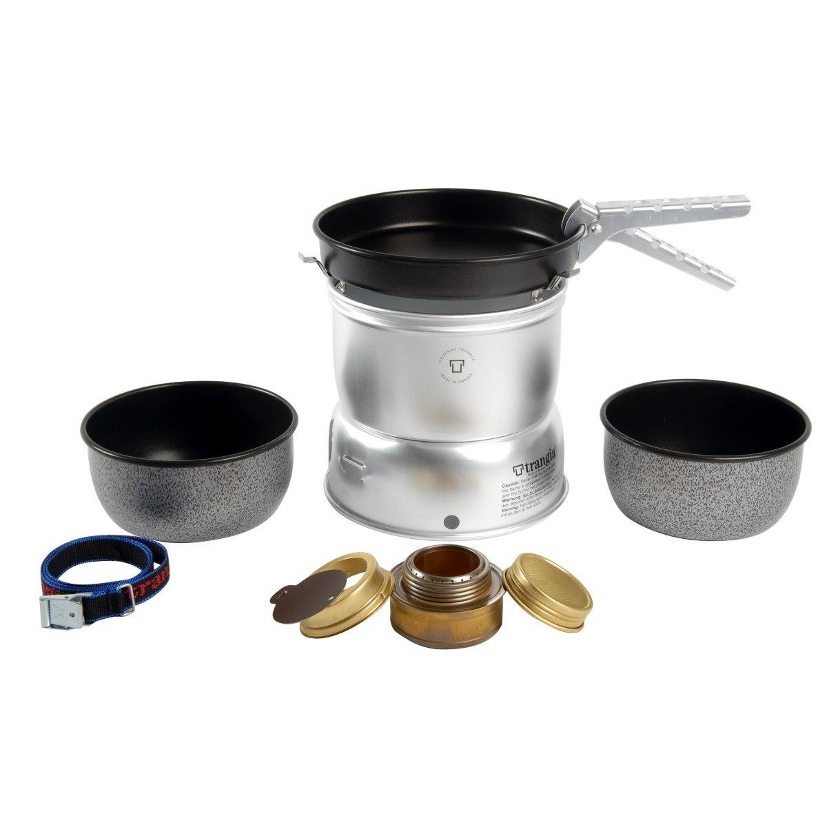 Trangia Storm Cooker 27-5 UL - Stove System, Non-Stick