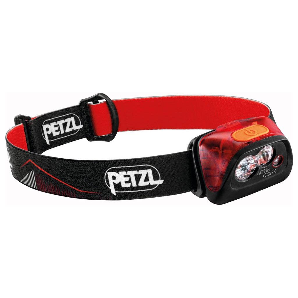 Produktbild von Petzl Actik Core Stirnlampe - rot