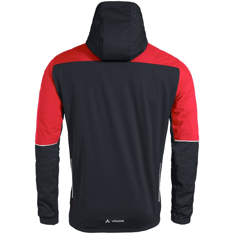 Image of Vaude Men's All Year Moab Jacket for Mountain biking - mars red