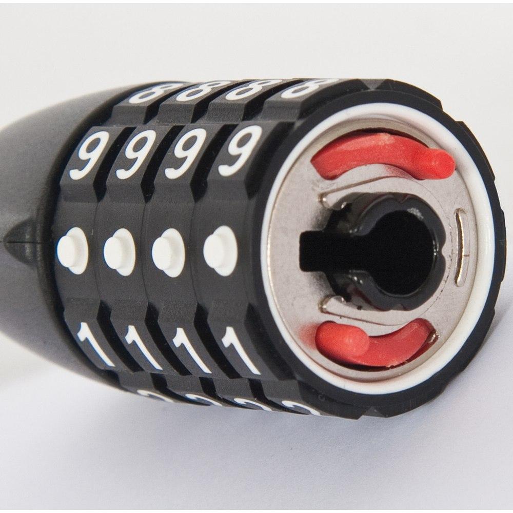 Imagen de ABUS Steel-O-Flex Tresor 1360 Armored Cable Lock