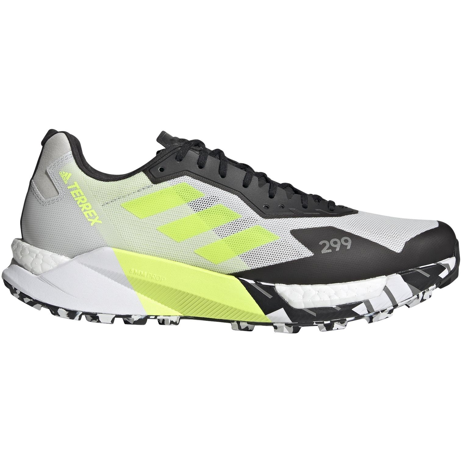 adidas TERREX Agravic Ultra Trailrunning Zapatillas para Hombre - ftwr white/grey two/core black FY7629