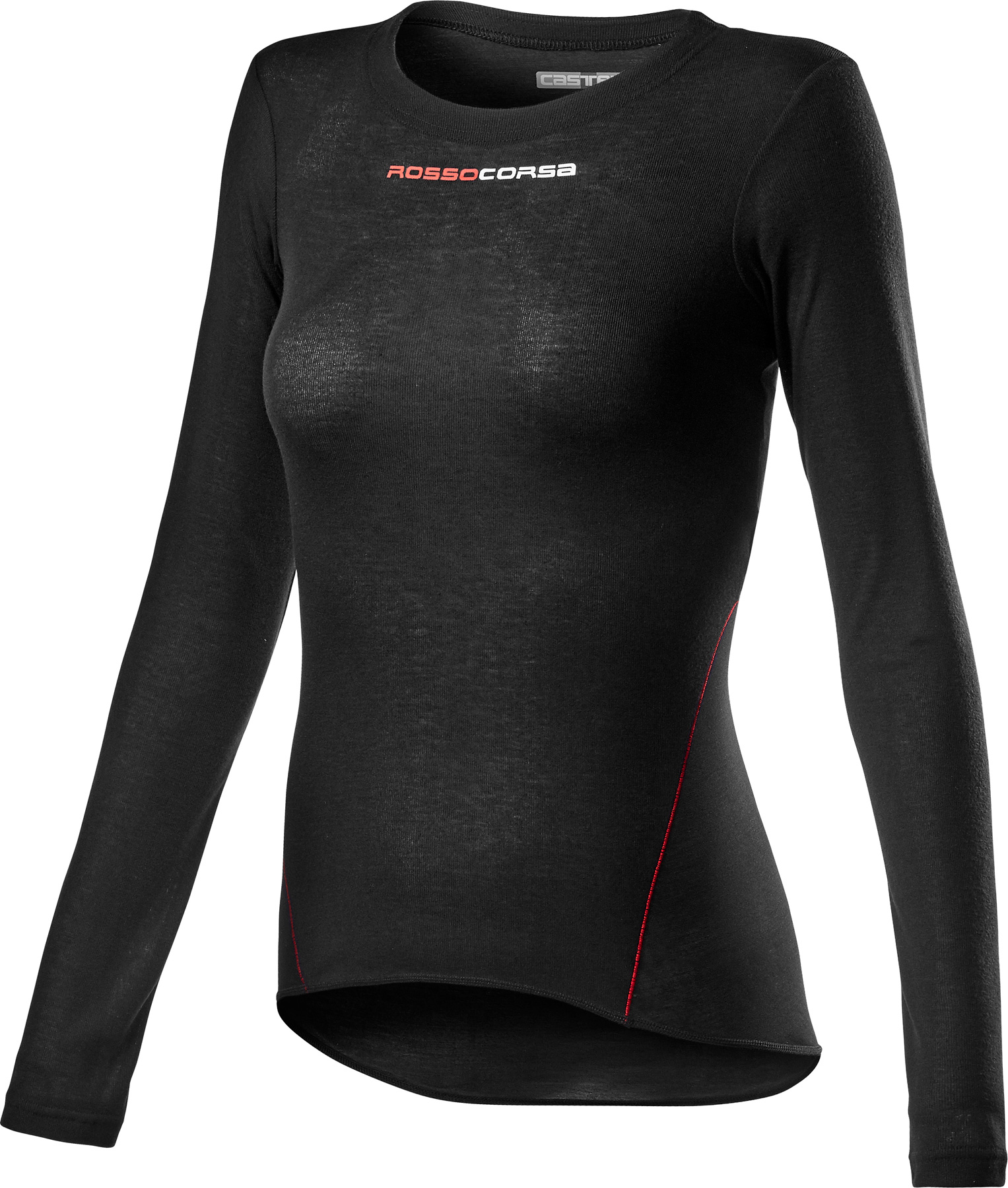 Castelli Prosecco Tech W Long Sleeve Women's - black 010