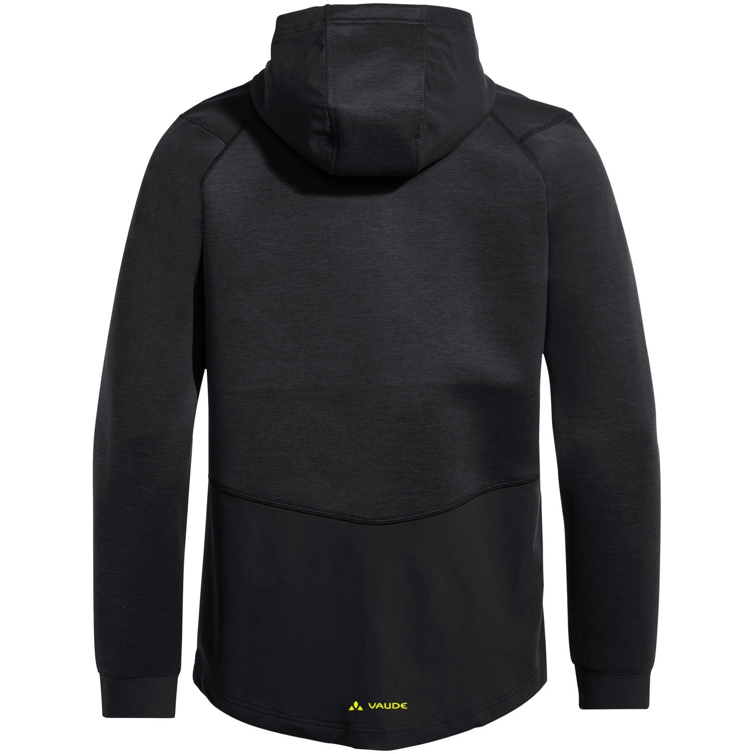 Image of Vaude Men's Minaki Hooded Jacket - black
