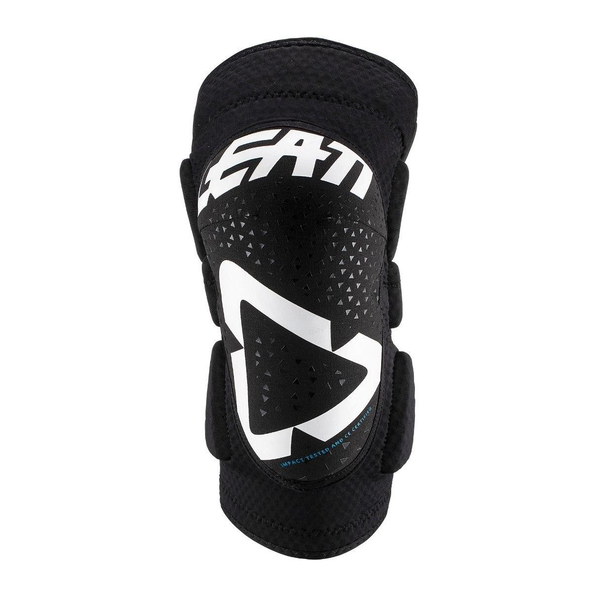 Leatt Knee Guard 3DF 5.0 2020 - white/black