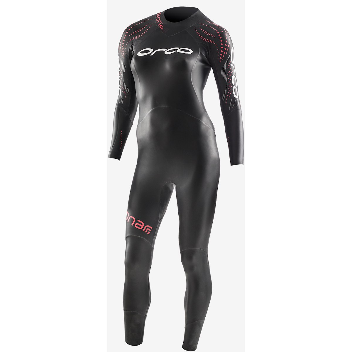 Orca Sonar Womens Wetsuit - black