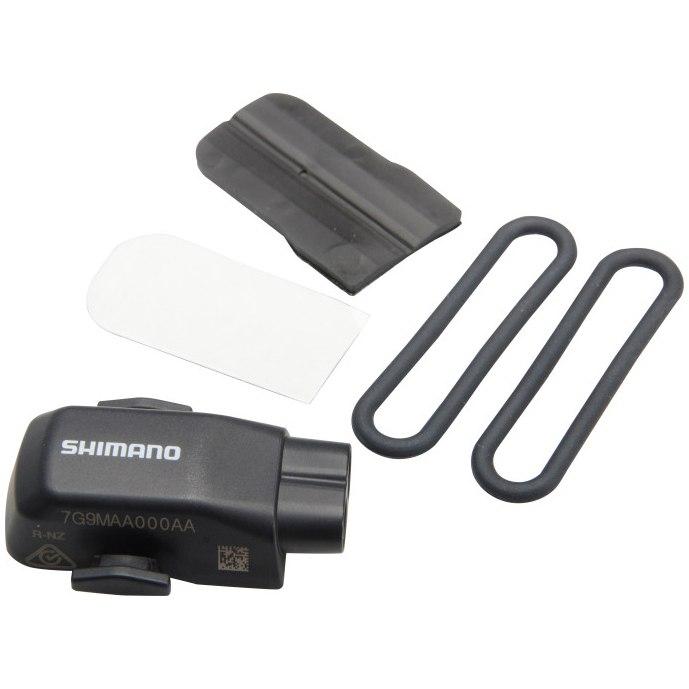 Bild von Shimano EW-WU101 D-Fly Wireless Einheit für Di2 Systeme - ANT+ / Bluetooth - Sitzstrebenmontage