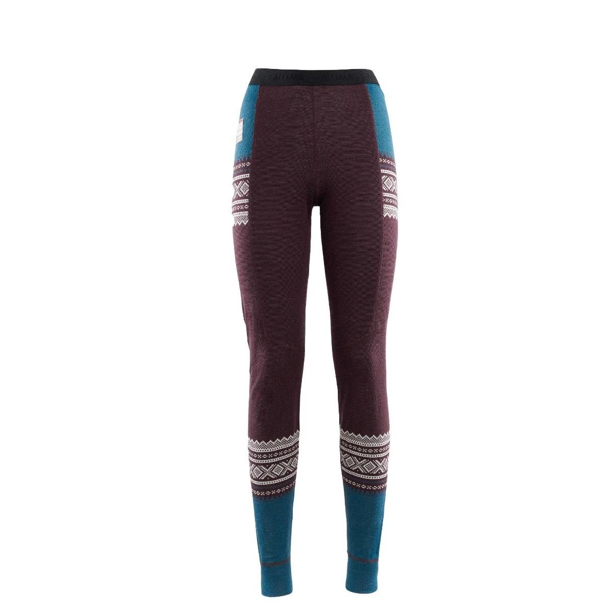 Image of Aclima Designwool Marius Women's Long Pants - lifjell