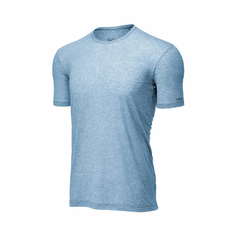 7mesh Elevate Bike Camiseta para hombre - Alaskan Blue