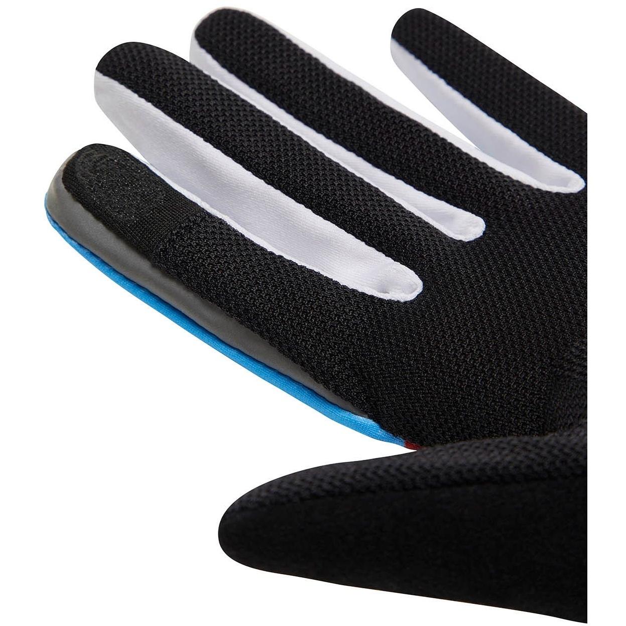 Bild von La Sportiva Trail Handschuhe Damen - Malibu Blue/Hibiscus