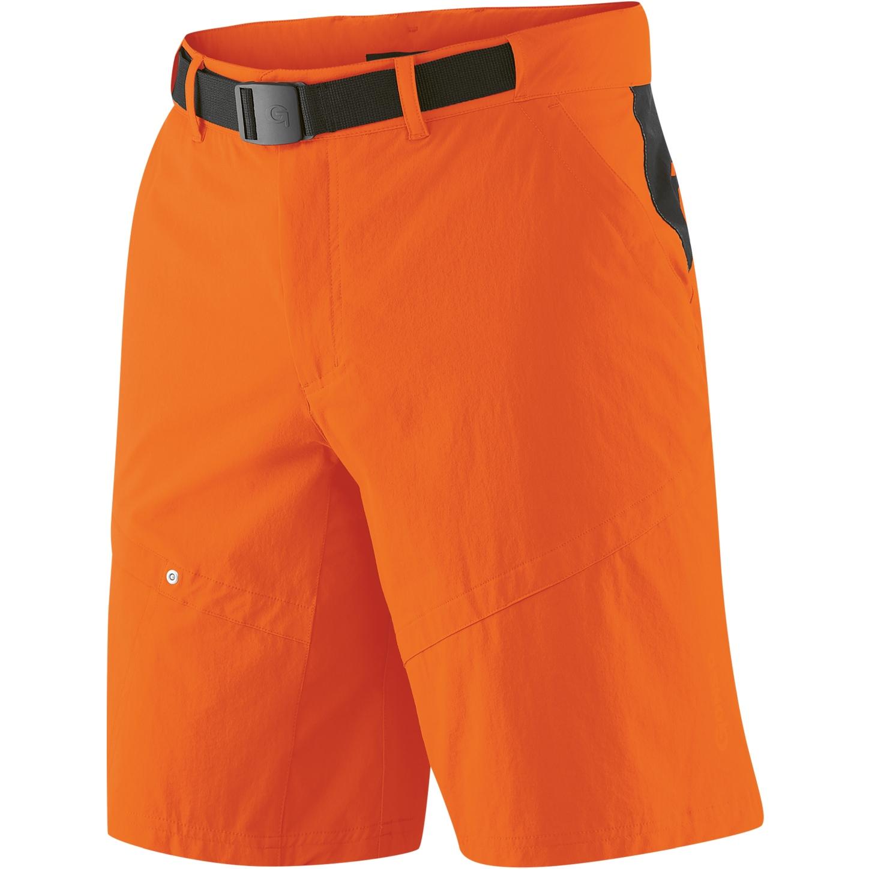 Gonso Arico Bike Shorts - mandarin red