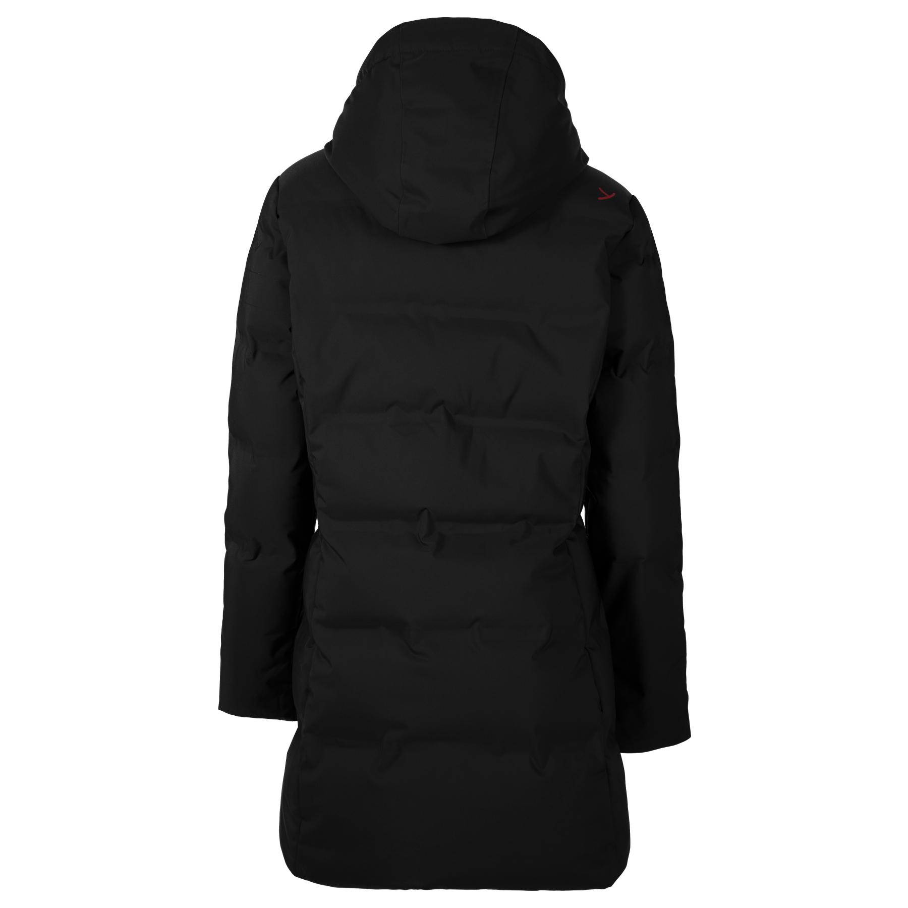 Image of Yeti Women's Aukea Bonded Down Coat - black