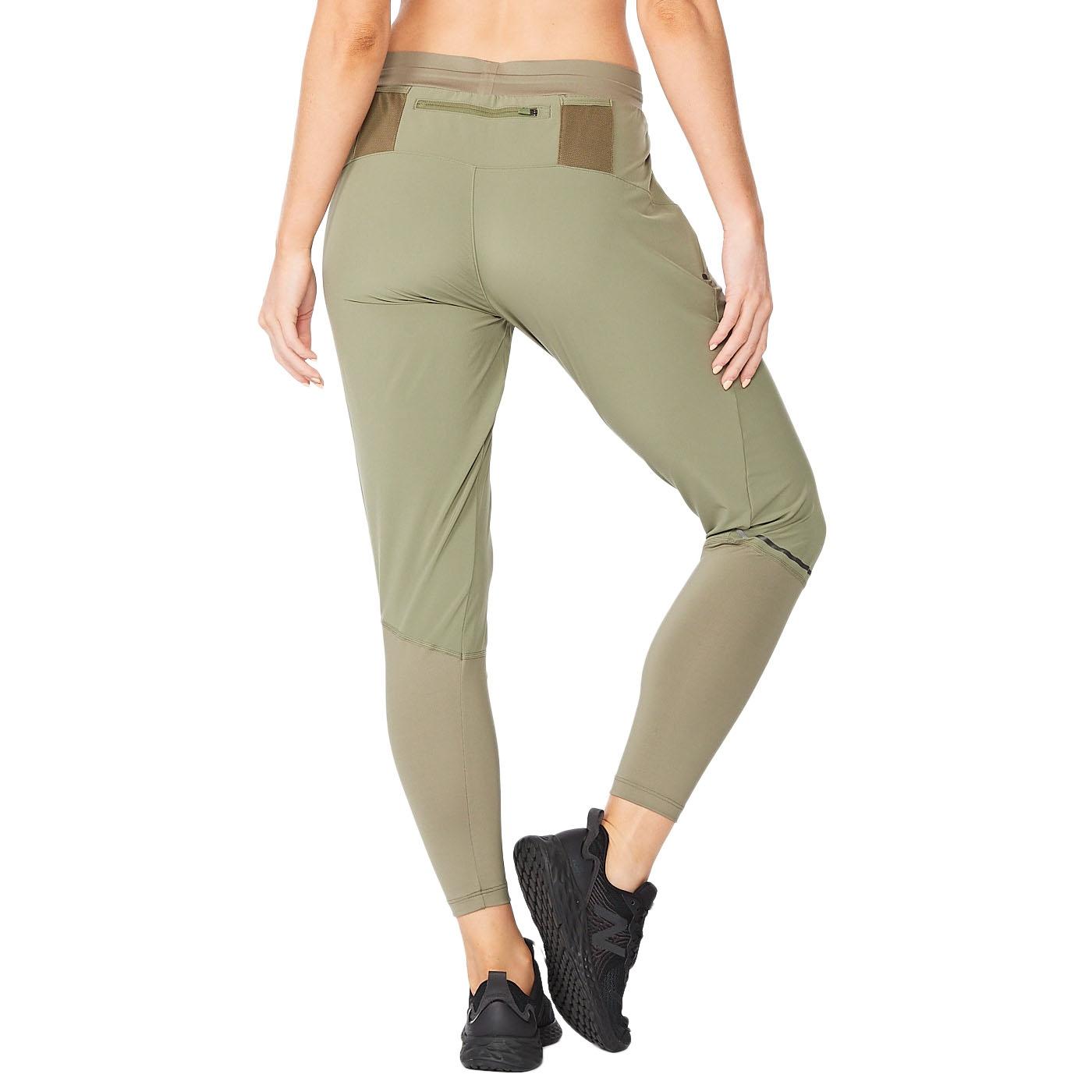 Imagen de 2XU Light Speed Jogger Pantalon para mujer - alpine/black reflective