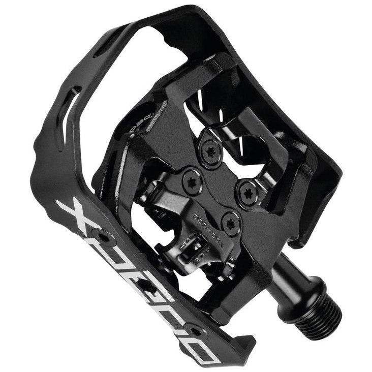 Xpedo Milo Pedal - schwarz