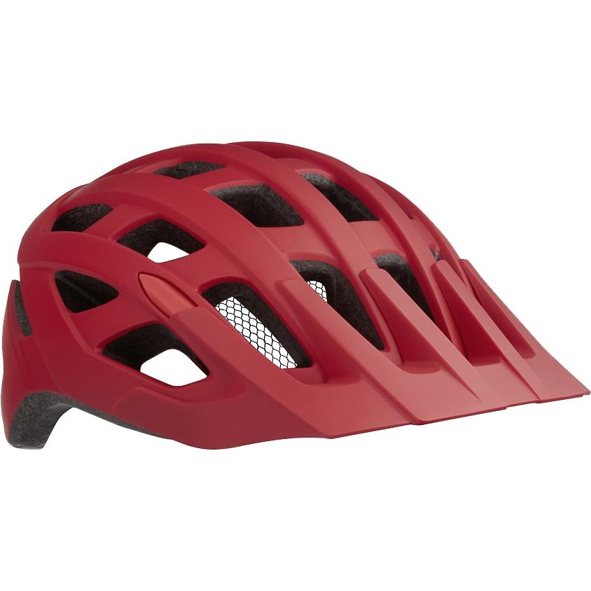 Lazer Roller + Net Helm - matte red
