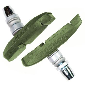 Bild von Kool Stop Supra2 V-Brake Bremsschuhe für Keramikfelgen - KS-SUP2C
