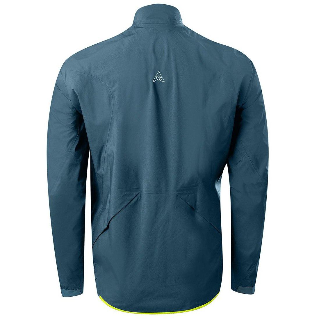 Imagen de 7mesh Rebellion Jacket Chaqueta impermeable para hombres - Mallard Blue