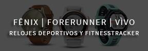 Garmin fēnix, Relojes deportivos precursores y vívo Fitness Trackers