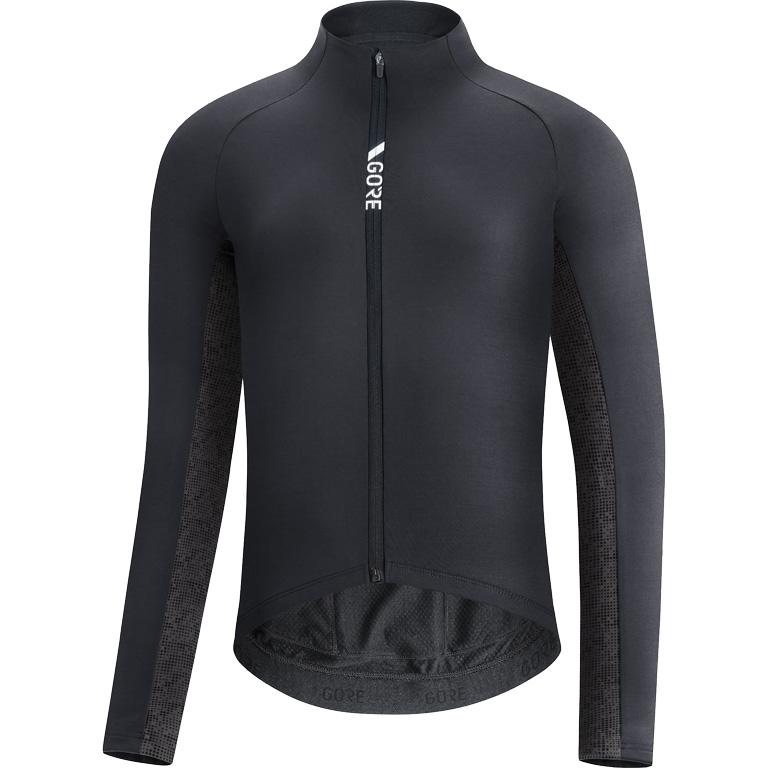 Produktbild von GORE Wear C5 Thermo Trikot 100641 - black/terra grey 990R