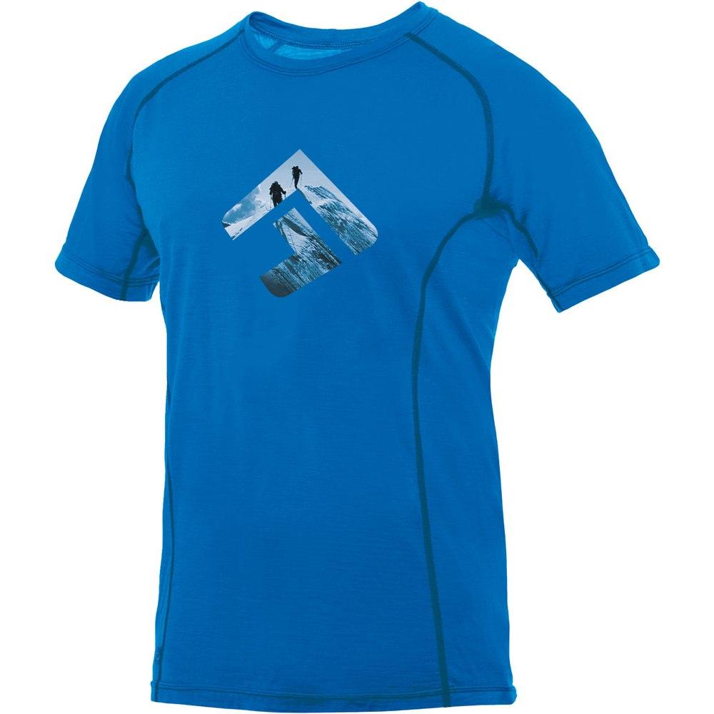 Directalpine Furry T-shirt - blue (brand)