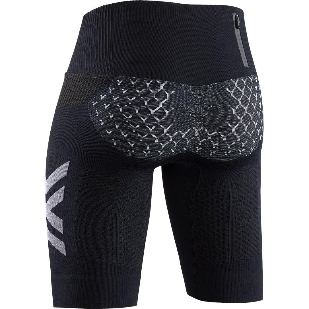Image of X-Bionic TWYCE 4.0 Run Shorts for Women - opal black/arctic white