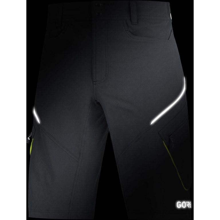 Image of GORE Wear C3 Trail Shorts - black 9900