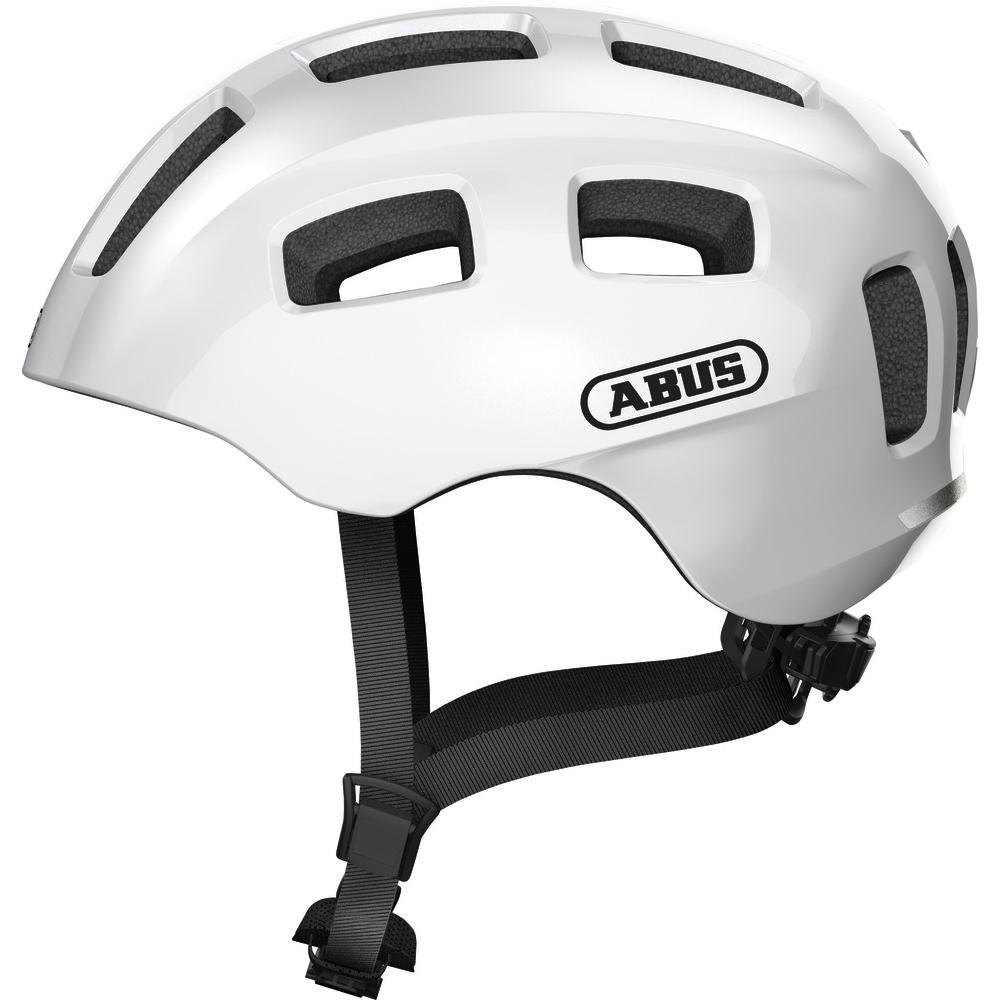 ABUS Youn-I 2.0 Casco - pearl white