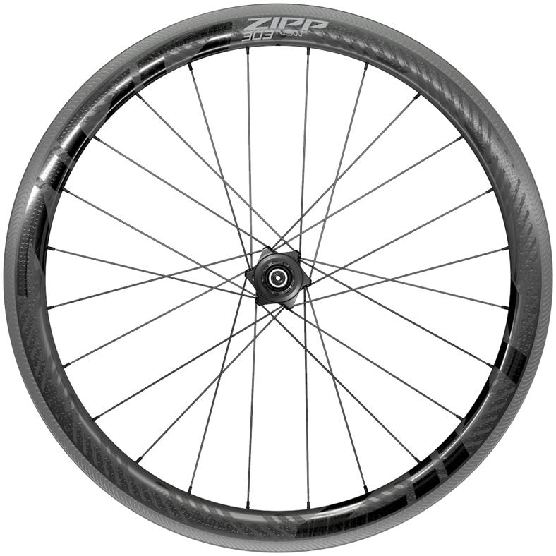 Bild von ZIPP 303 NSW Carbon Hinterrad - Drahtreifen - QR - SRAM XDR - schwarz