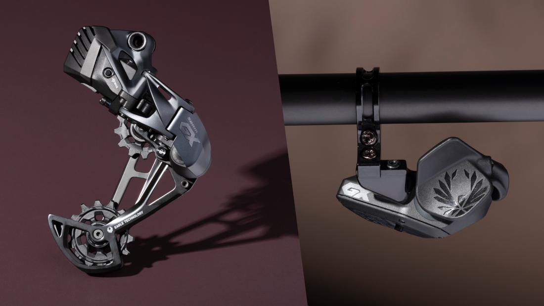 SRAM GX Eagle AXS: dein neuer Riding Budy im AXS Universum