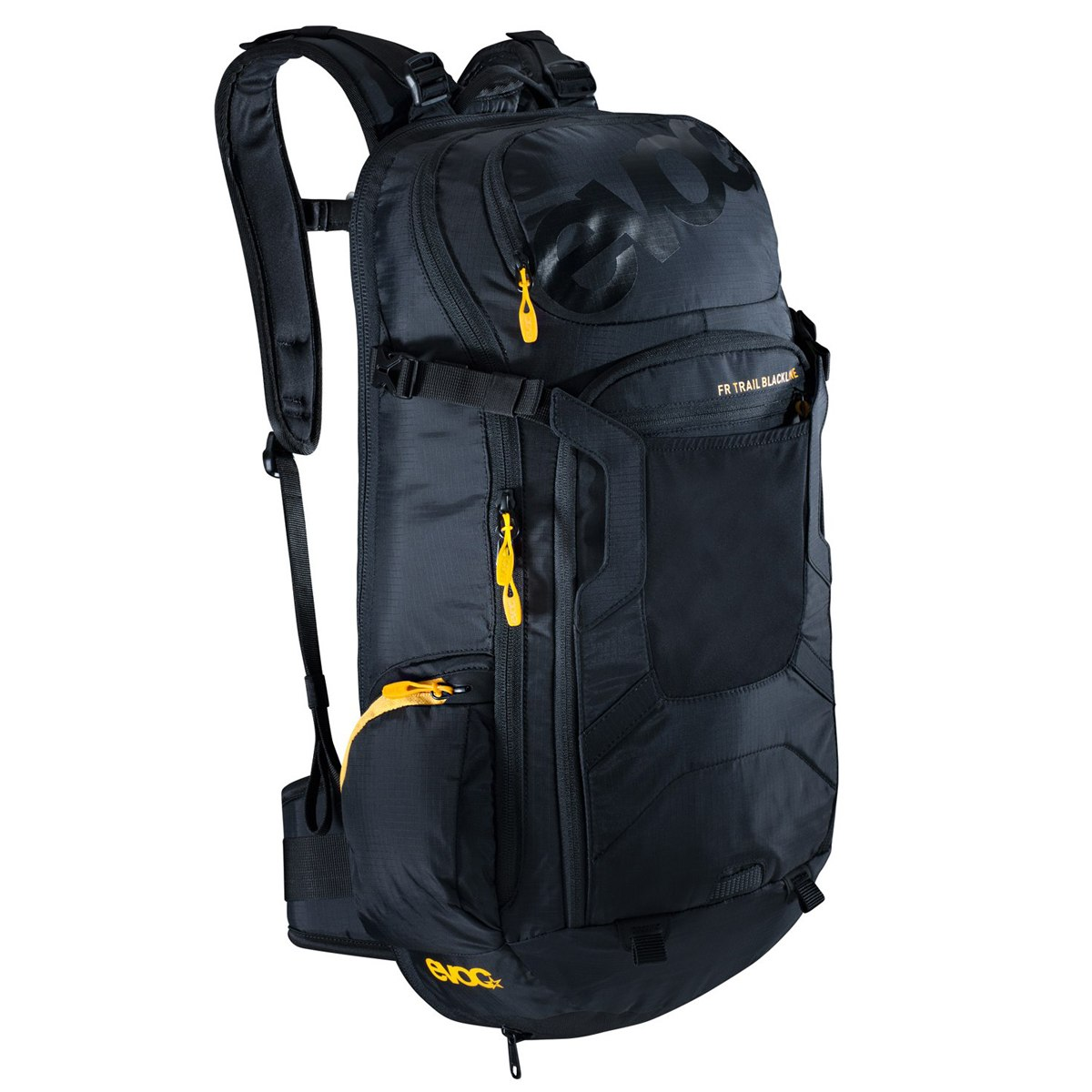 Foto de Evoc FR TRAIL BLACKLINE - 20L Protector Backpack - Black