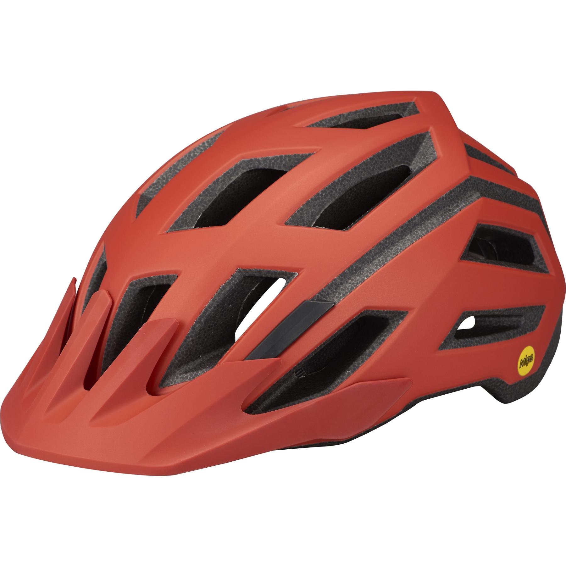 Specialized Tactic 3 MIPS Helmet - Satin Redwood