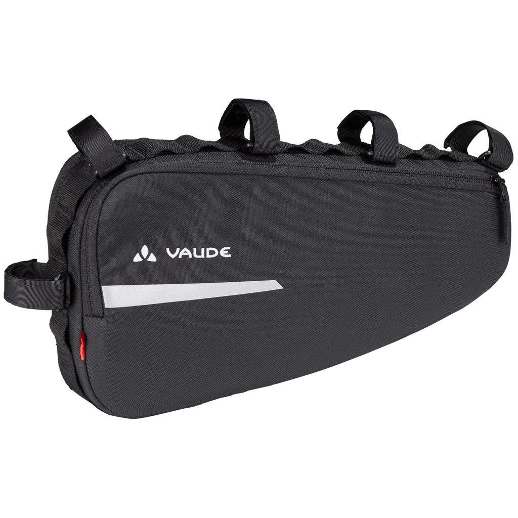 Bild von Vaude Frame Bag Rahmentasche - schwarz