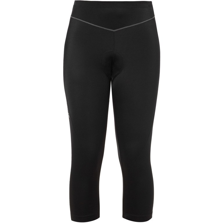 Vaude Women's Active 3/4 Pants - black uni